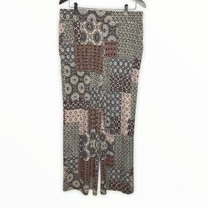 JULES & LEOPOLD Women's Mid-Rise Wide-Leg Pant